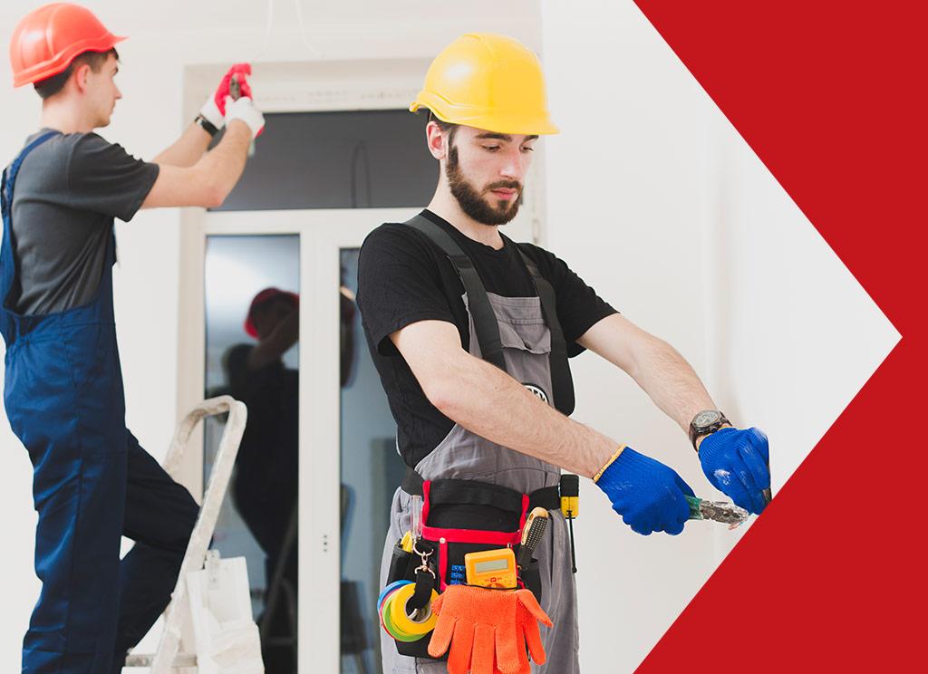 Obras e remodelações em casa - Iberasta