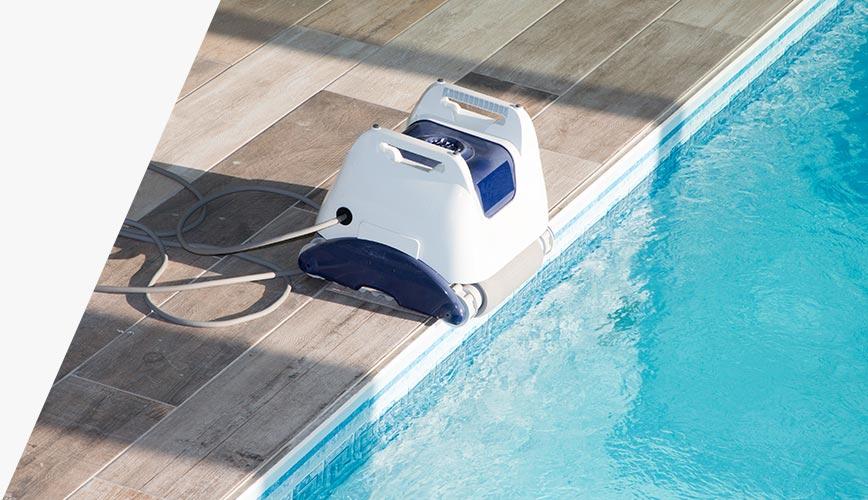 Iberasta - Gestão de condomínios - Limpeza de piscinas