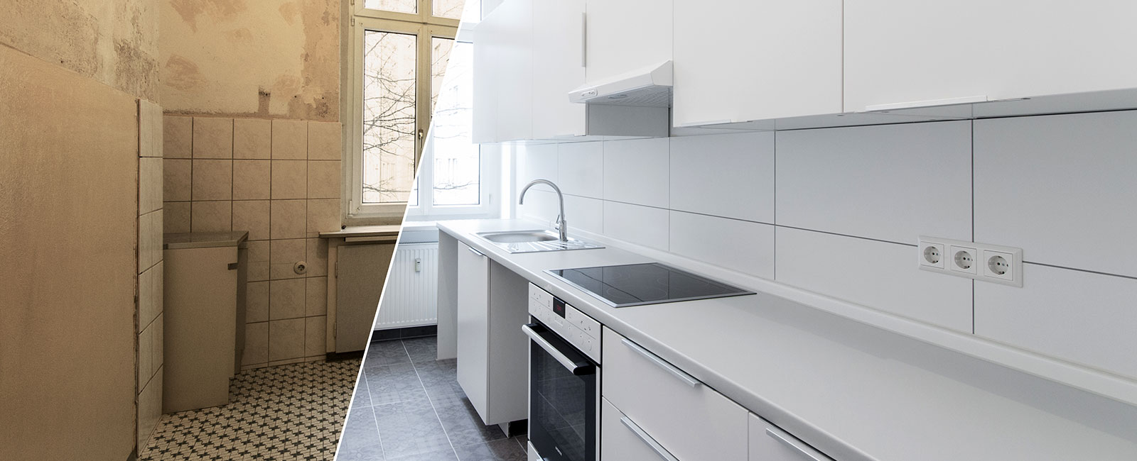 Casa antiga ou com personalidade- Renove a sua cozinha